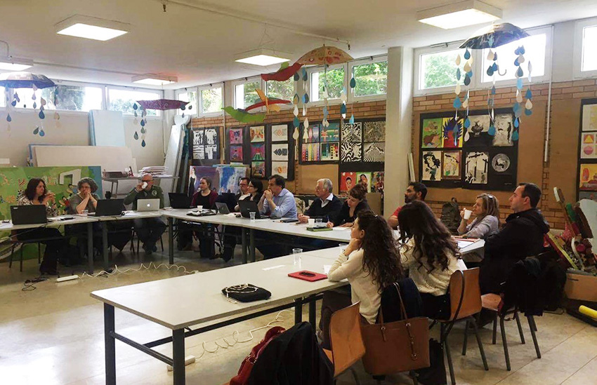 SIA-ProD Second Partners' Meeting, Ellinogermaniki Agogi, Athens