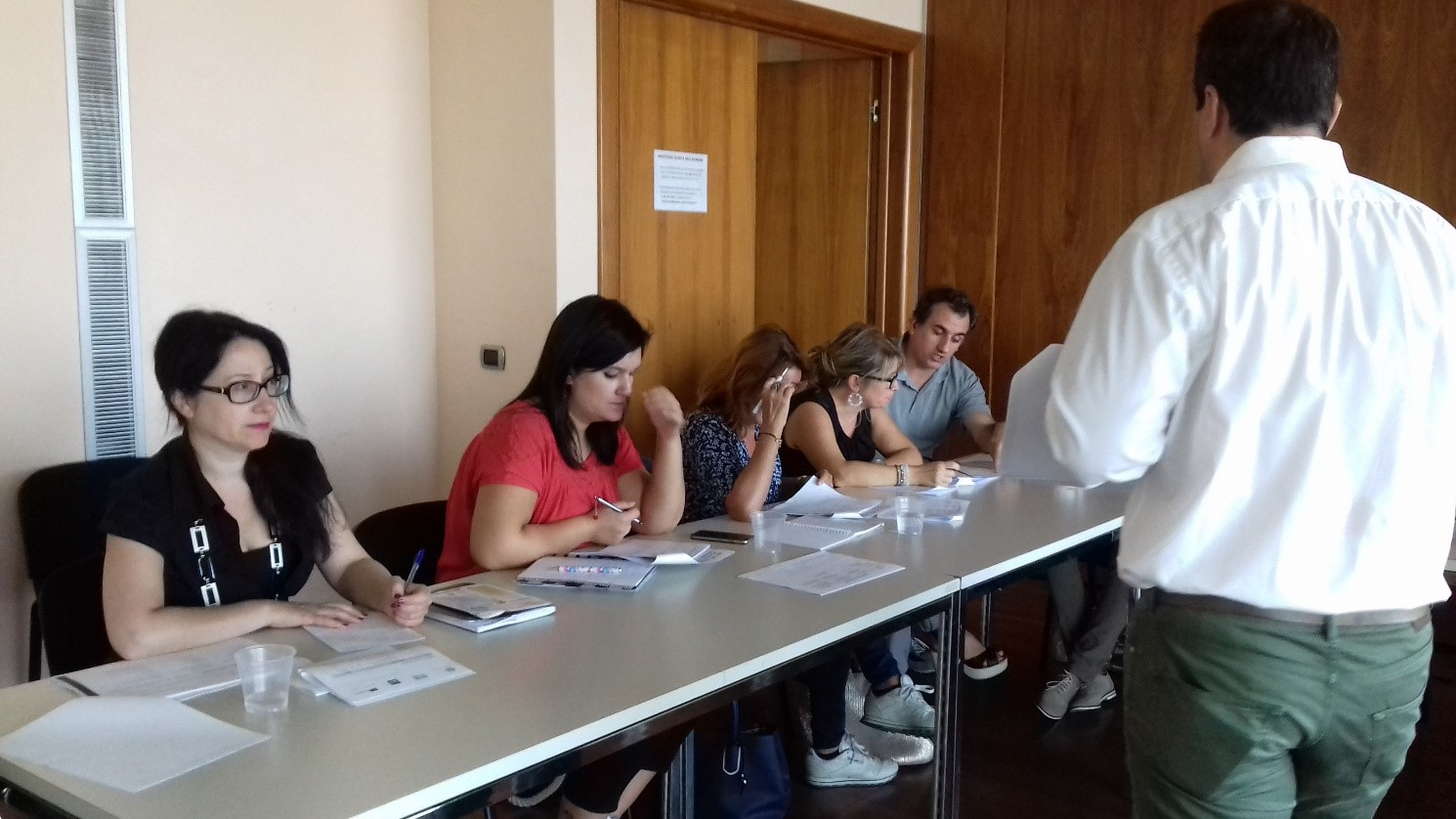 SIA-ProD Training Activities with Italian Trainees  SERN, Bologna, Italy
