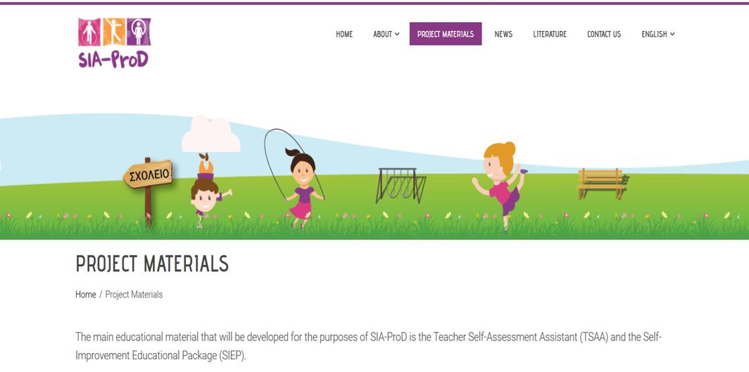 SIA-ProD Online Tool Skype Meeting